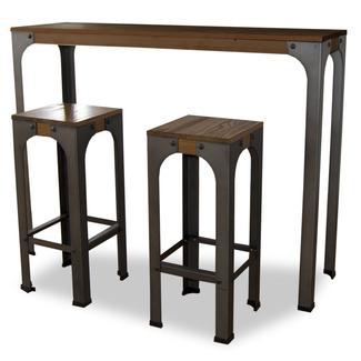 Mesas bar en mueblesvintage for Mesas altas de bar de madera