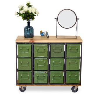 Aparadores en mueblesvintage for Mueble vintage industrial